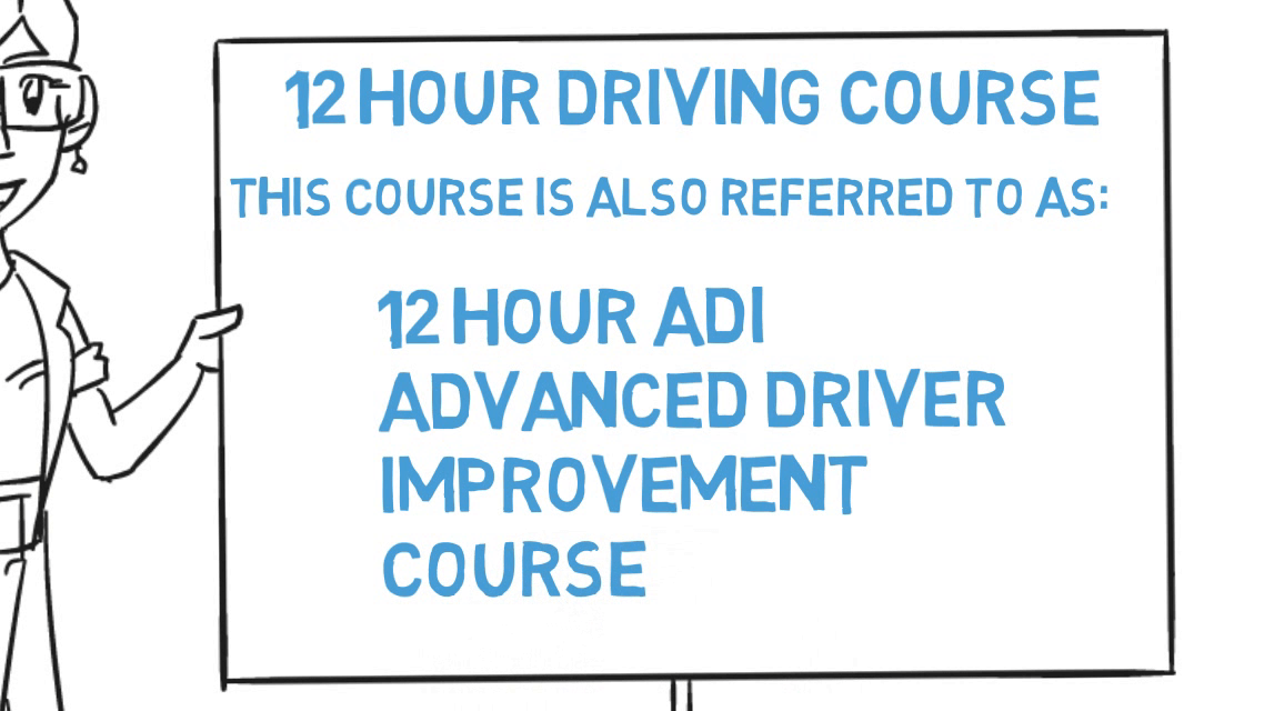 12 Hour Advanced Driving Improvement