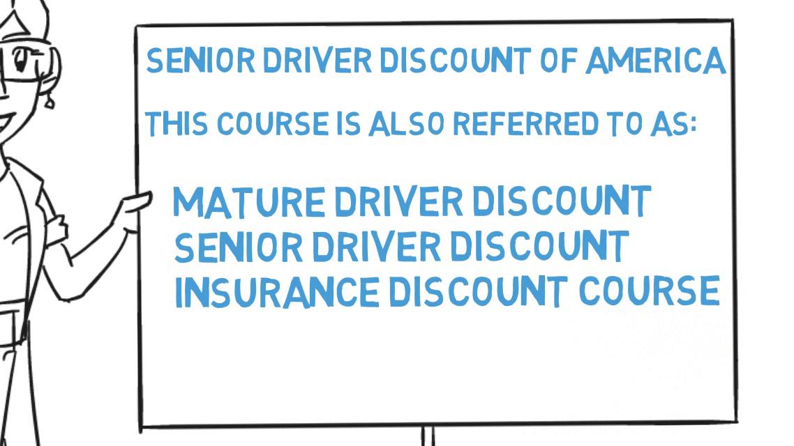 Sdda Senior Driving Discount Of America